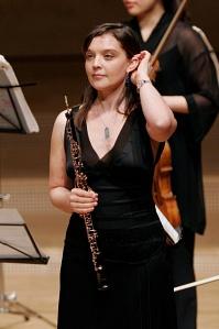 Tania Frazer, Oboe / 24.05.2006 / Philharmonie Essen